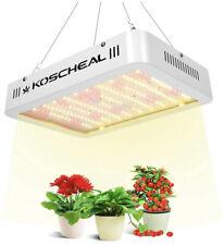 KOSCHEAL 600W LED Plant Grow Light Sunlike Full Spectrum 180PCS LEDs Warm Whi...