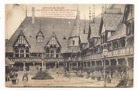 hospice de beaune  cour d'honneur de l'hôtel-dieu (a0216)