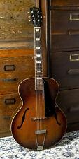 1940s acústica Gibson L-50 guerra archtop guitar