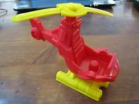Fisher Price Little People Replacement New  Batman Red Robin helicopter copter