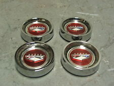 66 67 NOS Fairlane GT GTA Falcon Wheel Center Caps C6OZ-11130-L
