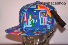 Blue Baseball Supreme Azteco Snapback Coperchi, Fresco Prince Piatto Picco Aderente Cappelli