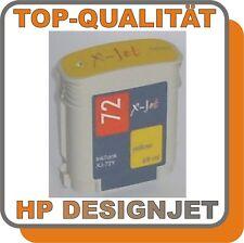 Komp. Tinte T 610  T610 T770 1100 yellow C9400A Nr. 72, 69 ml