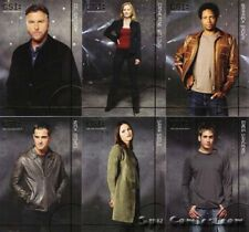 CSI SER 2 SI '04 TEAM PHOTO 6 FOIL STAMP CHASE CARD SET F1-6 GRISSOM CATHERINE+