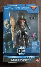 DC Multiverse Martian Manhunter Action Figure MIB Clayface BAF Free Shipping!