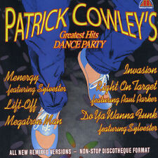 Greatest Hits Dance Party - Patrick Cowley (2006, CD NUOVO)