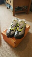NIKE Air Max 95 OG Neon Green 90 93 97 worn once uk10 with box rare SB Stussy