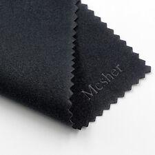 "2 x Black Microfiber Lens Camera Glasses DSLR iPhone Cleaning Cloth 7.5""x 7.5"""