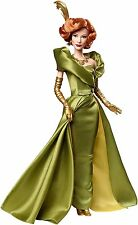 Lady Tremaine di Cenerentola Disney Mattel from Cinderella Barbie doll NRFB