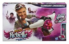 NEW Nerf Rebelle Guardian Crossbow Blaster Darts Bow Pistol Gun / Factory Sealed