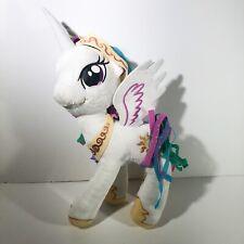 My Little Pony PRINCESS CELESTIA Plush STUFFED ANIMAL TOY Hasbro 2013 Sun