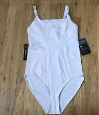 NIKE WOMENS PRO CAPSULE TIGHT FIT BODYSUIT TOP PHANTOM SIZE SMALL BV3416 030 NEW