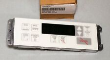 Maytag 74005170 Clock Range Control Panel Bisque w/ Overlay