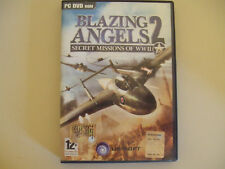 BLAZING ANGELS 2. Secret missions of WWII Videogioco PC ITALIANO