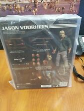 Mezco 1:12 JASON VOORHEES - Friday The 13th Part III 3 MIB Horror Figure