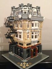 Custom Lego Modular Building Apartment&Bar 10185 10182 10211