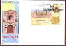 Spain 1994 Exfilna, Stamp Exhibition M/S FDC #C8154