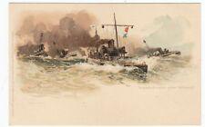 Schiffs- & Seefahrt-Ansichtskarten vor 1914