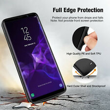Ultra Slim Samsung Galaxy S9 Portable Power Bank Battery Case With LED
