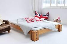 OPUS Bambusbett 140x220cm, 30cm oder 40cm Bett Höhe, metallfrei NEU!