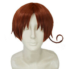 APH Axis Powers Hetalia South North Italy Wig Feliciano Vargas Cosplay Wig E141