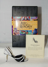 Just The Right Shoe by Lorraine Vail Shoe Miniatures- Dressed To Impress