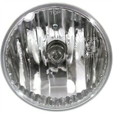 Clear Lens Fog Light For 2011-15 Jeep Patriot LH or RH Plastic Lens w/ Bulb