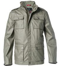 NWT Victorinox Highlander VI Water Repellent Jacket - Slate Green - Large