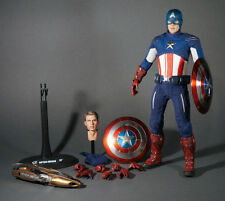 Hot Toys MMS174 Captain America MIB