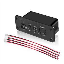 Bluetooth 5.0 MP3 Player 2 * 3W Decoder Board Lautsprecher Auto FM Radio Modu MD