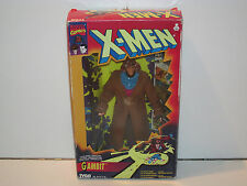 "MARVEL X-MEN 'DELUXE' GAMBIT 10"" ACTION FIGURE MIB TOY BIZ 1994 TYCO"