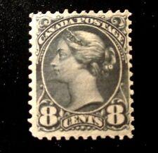 Canada stamp #44 mint OG NH F