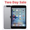 Apple iPad mini 4 128GB, Wi-Fi + Cellular (Brand New Sealed), 7.9in - Space Gray