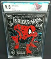 SPIDER-MAN #1 CGC 9.8 SILVER TODD MCFARLANE - CGC NEW YORK CITY SPIDER-MAN LABEL