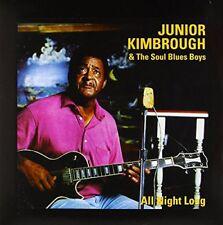JUNIOR KIMBROUGH - All Night Long [CD]