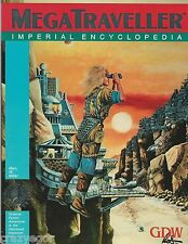 MegaTraveller- Imperial Encyclopedia Reference Manual and Rules - GDW *FS