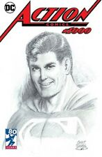ACTION COMICS 1000 CURT SWAN DF VARIANT NM SUPERMAN