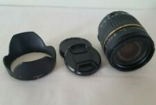Tamron 18-250mm 1:3.5-6.3 IF DI II Macro Lens for Canon EF DSLR Camera *GOOD*