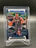 2019-2020 Obsidian ZION WILLIAMSON Base Rookie RC New Orleans Pelicans Refractor