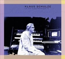 La Vie Electronique, Vol. 11 [Box] by Klaus Schulze (CD, Apr-2012, 3 Discs, MIG (Made In Germany))