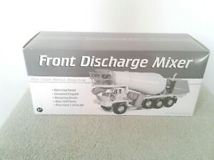Mack Front Discharge Mixer Truck