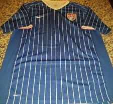 Nike 2007 Team USA USMNT Mens Gold Cup COPA De ORO Jersey Size XL Rare Pristine