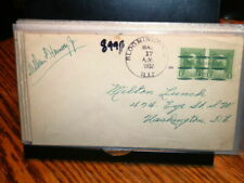 #8991,Bloomingdale 3/17/32,St Pats Day,Purple/Green Pm,Cover