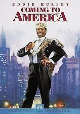 COMING TO AMERICA (DVD-1988) WIDESCREEN COLLECTION / Eddie Murphy / Classic