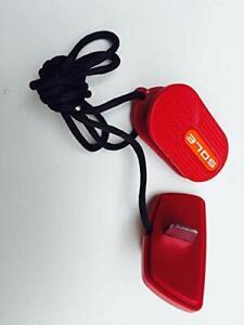 SOLE Safety Key N100013-A5 Works Fitness F60 F80 AF83 AF85 AF63 Treadmill 201...