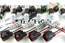 6- 1000cc Bosch Fuel injectors FIT Nissan 09-16 370z VQ37VHR VQ37 Fairlady Z Z34