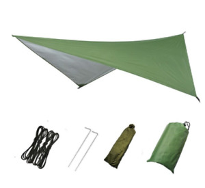 Multi-function Canopy Waterproof Sunscreen Tent Camping Supplies Beach Shade Clo