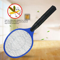 summer pest anti moustique tueur tue - mouches zapper raquette electronic