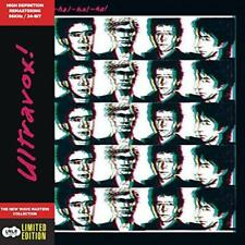 Ultravox - Ha!-Ha!-Ha! - Collector's Edition (NEW CD)