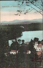 North Sutton NH & Keyser Lake c1910 Postcard